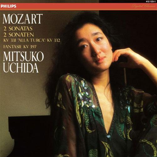 Mozart Piano Sonatas Uchida
