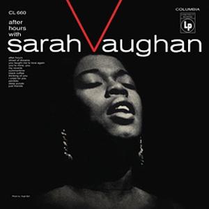 Sarah Vaughan After Hours With Sarah Vaughan