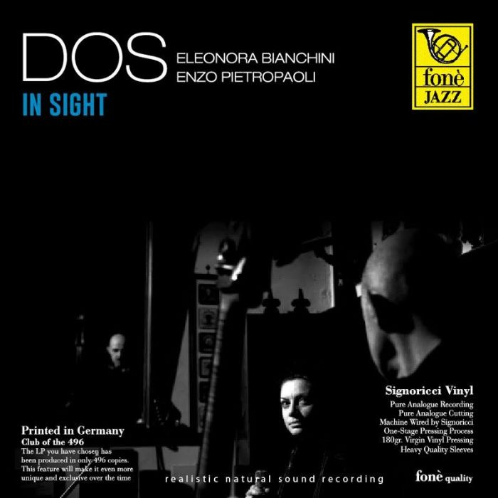 LP090 Enzo Pietropaoli & Elenora Bianchini Dos In Sight