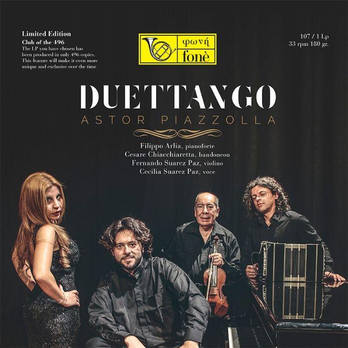 LP107 Duettango Astor Piazzolla