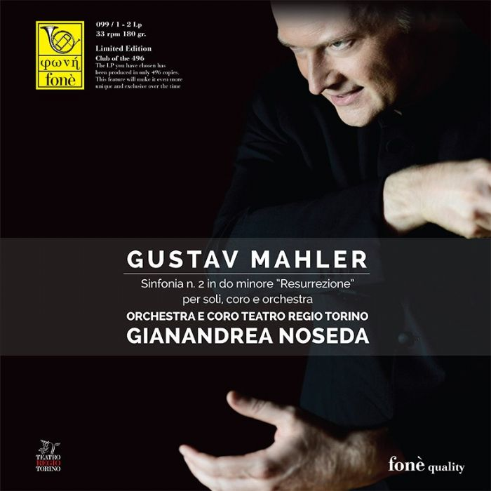 LP099 Mahler Symphony No. 2 Noseda