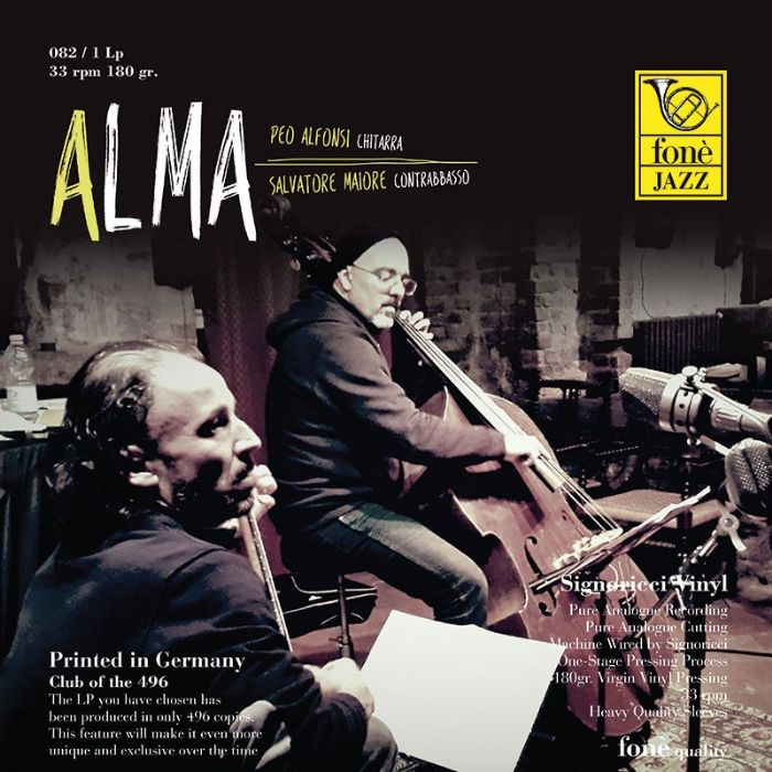 LP082 Peo Alfonsi & Salvatone Maiore Alma