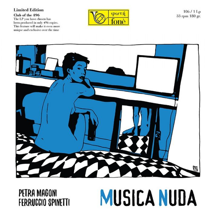 LP106 Musica Nuda
