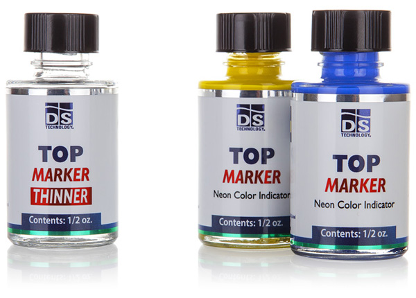 Top Marker Blue