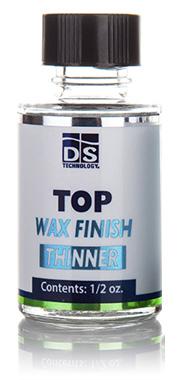 Top Wax Finish  - THINNER
