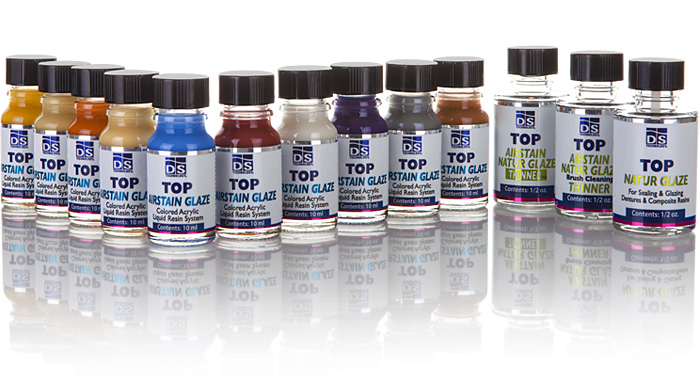 Professional Kit-Top Airstain Glaze