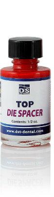 Top Die spacer - Red 1/2oz