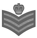 תמונת דרגות סמל ראשון (קולור סרג'נט)
