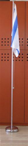 תורן נייד עם גלגלות בגובה 3 מטר