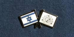 סיכות דגל / לוגו לדש או לבגד / חולצה
