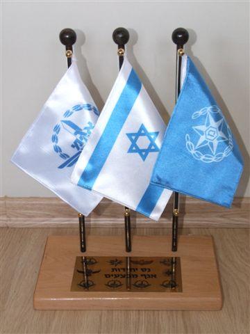 מעמדים לדגל ישראל