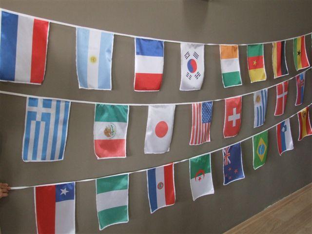 דגלי שרשרת