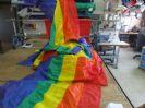 Flags Gay Pride week - Rainbow Flags