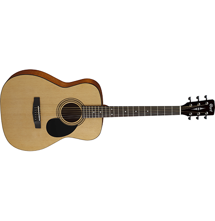גיטרה אקוסטית CORT AF510 NS