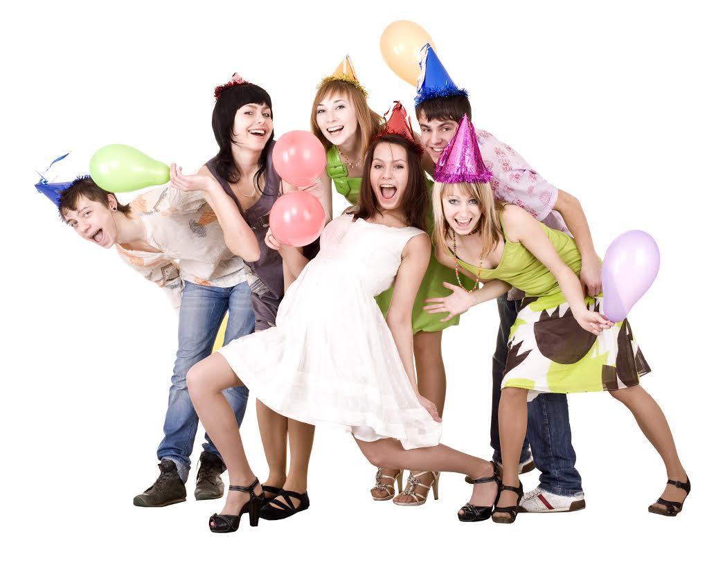 Конкурсы молодежные на дне рожденье