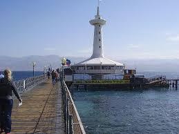 אטרקציות באילת שייט ביאכטה למצפה התת ימי
