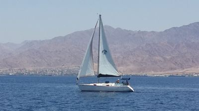 sailboat for rent