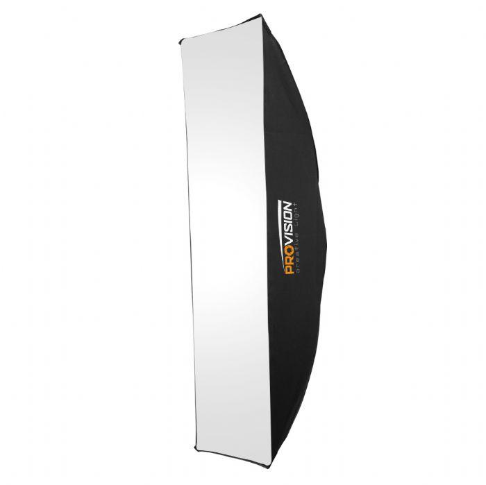 "Creative Umbrella Softbox: Strip Softbox 13.8X55"" (35X140cm"