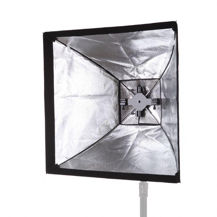 Creative Umbrella Softbox: Speedlite Soft Box 60cm