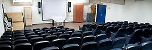 כיתות ואולמות הרצאה