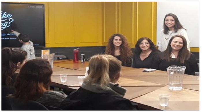 נשים עושות קריירה - עמותת יחדיו