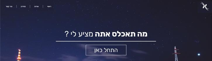 הצגת התאכלס באתר