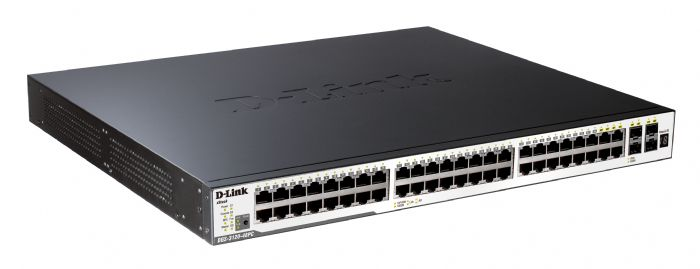 DGS-3120-48PC