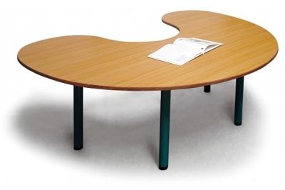 שולחן פרסה ל 8 ילדים