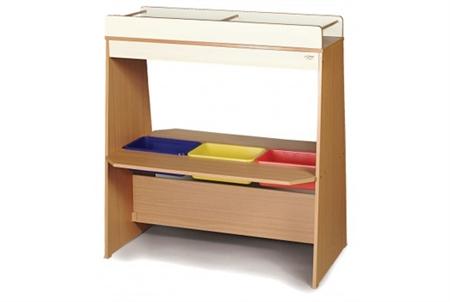 שולחן יצירה ומשחק