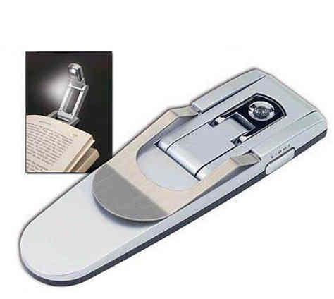 בוקילייט - מנורת לד הידראולית לקריאה