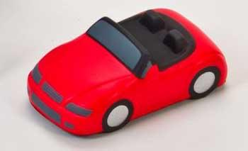 כדור סטרס מכונית