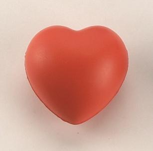 לבבי-כדור לחץ (סטרס) בצורת לב