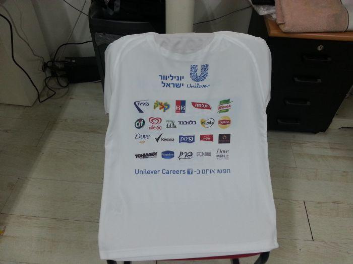 הדפסות על חולצות