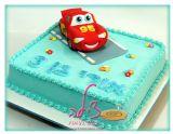עוגת ספידי בדרכים - הפעם הציפוי הוא קרם עשיר וטעים!