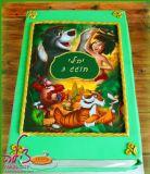 עוגת ספר הג´ונגל ליהלי שחגג יום הולדת 3