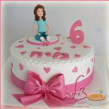 מאיה החביבה ביקשה ליום הולדתה עוגת פפיון