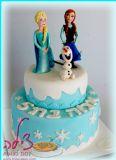 עוגת אנה ואלזה, הגיבורות הבלתי מעורערות של הילדים!