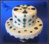 עוגת תכשיטים מתוקים