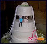 עוגת חתונה בסגנון ארגנטינאי