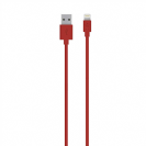 Belkin Lightning Cable 1.2m Red