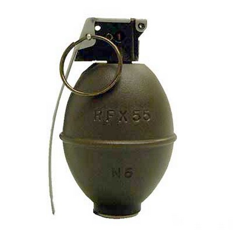 grenades in wwii Wwi us army pineapple grenade - the most recognizable grenade in the us arsenal is the pineapple grenade  this is a characteristic of wwi and wwii grenades.