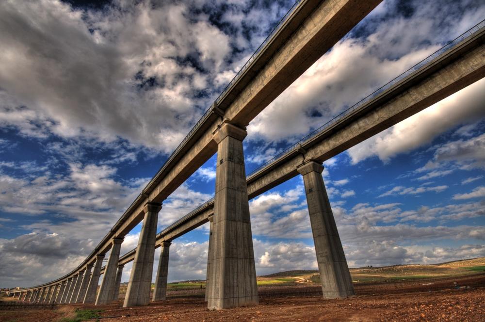 גשר הרכבת ליד מודיעין  - תמונות בחינם ללקוחות Webfocus