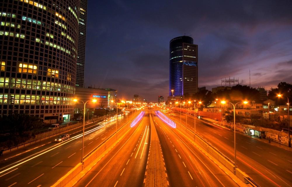 שדרות מנחם בגין תל אביב - תמונות בחינם ללקוחות Webfocus
