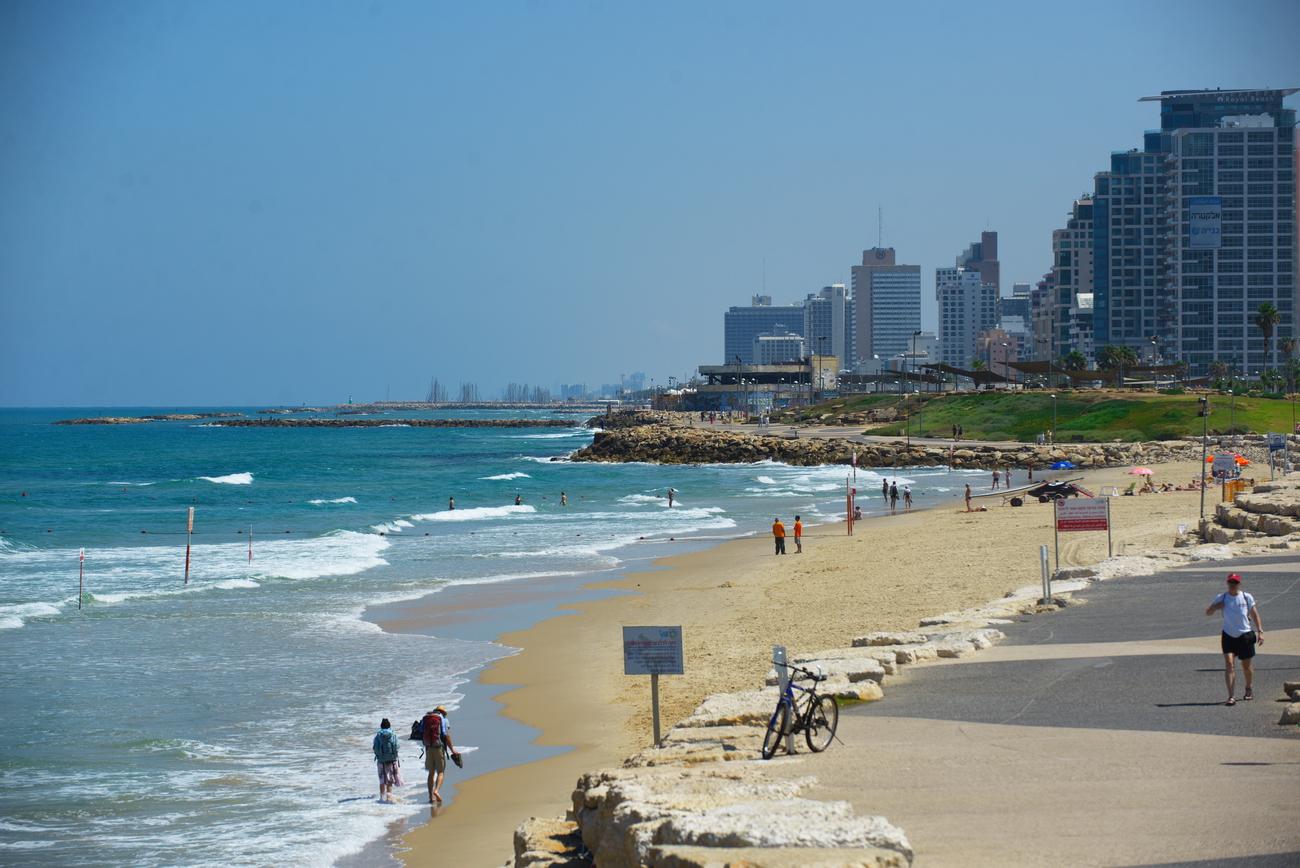 חוף תל אביב | עלמה ביץ | חוף עלמה | טיילת תל אביב
