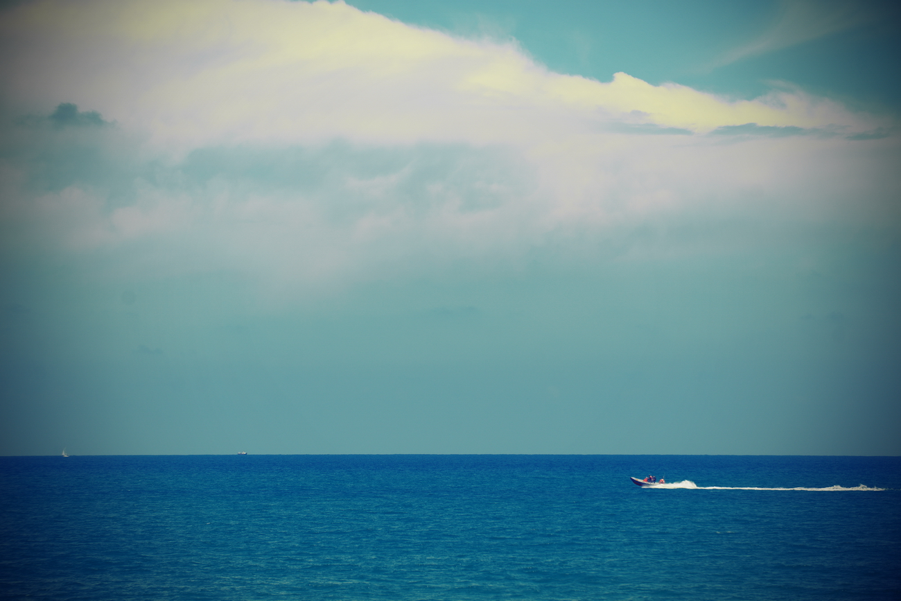 חוף תל אביב | ים התיכון