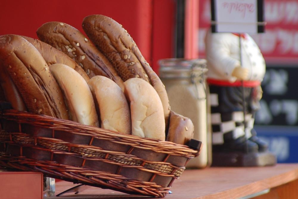 לחם ולחמניות - תמונות בחינם ללקוחות Webfocus