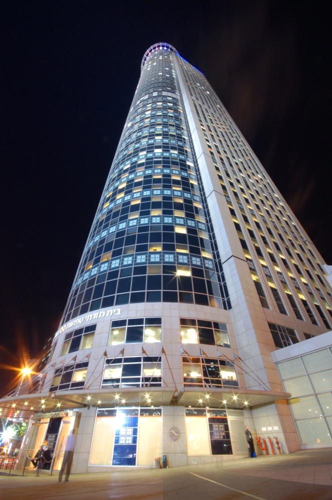מגדל העיר רמת גן - תמונות בחינם ללקוחות Webfocus