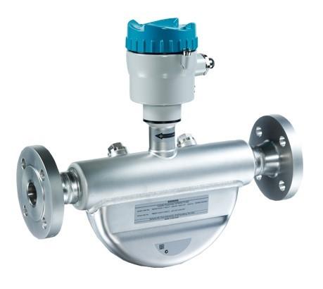 Sitrans FCS400 coriolis flowmeter