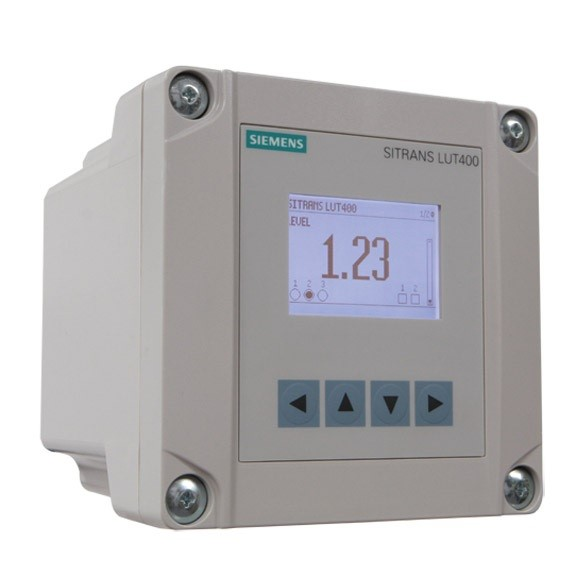 Sitrans LUT400 ultrasonic transmitter