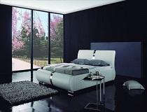 מיטת עור BB-390